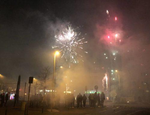 Willkommen im neuen Jahrzehnt – Silvesterfeuerwerk in Kiel 2019/2020