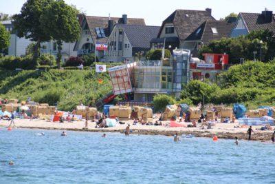 Schilksee Strand Panorama 26