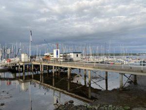 Sportboothafen Gustav-Garbe-Brücke Kiel
