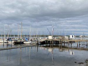 Sportboothafen Wik