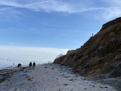 Ostsee Steilküste Dänisch-Nienhof