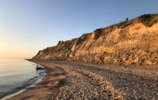 Steilküste Stohl bei Kiel