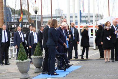 Frank-Walter Steinmeier Kiel 2019 Tag der Deutschen Einheit
