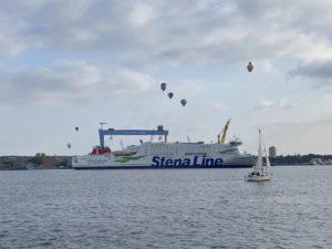 Stena Line Fähre Stena Germanica in Kiel
