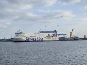 Stena Germanica Fähre Stena Line Kieler Förde