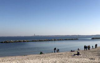 Frühlingssonne am Schikseer Strand