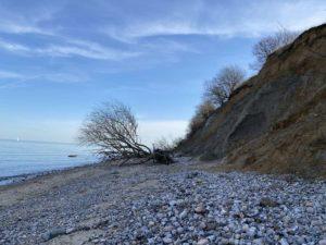 Ostsee Strand Dänisch-Nienhof Dänischer Wohld