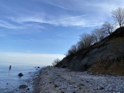 Dänisch-Nienhof Strand & Steilküste