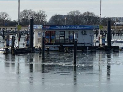 Yacht-Tankstelle Ostseebad Strande