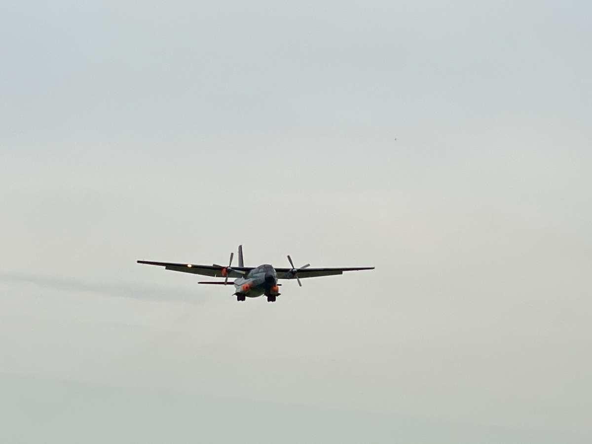 Transall C-160 Transportflugzeug der Bundeswehr