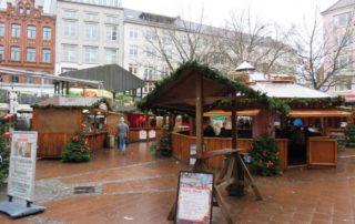 Weihnachtsmarkt Akter Markt Kiel