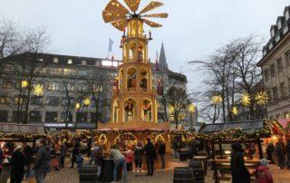 Weihnachtsmarkt Kiel Asmus-Bremer-Platz