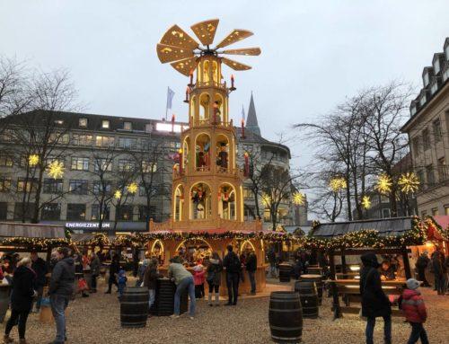 Abgesagt: Kieler Weihnachtsmarkt 2020 findet nicht statt