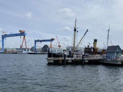 Kieler Förde Schiffe & Werft