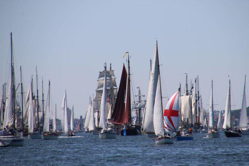 Windjammerparade 2019 Kiel