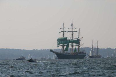 Alexander von Humboldt II Windjammerparade 2020 Kiel