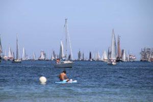 Falckensteiner Strand Windjammerparade 2019
