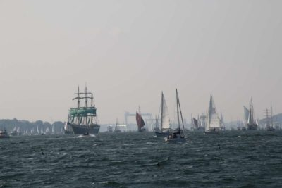 Kieler Woche Windjammerparade 2020 Alexander von Humboldt II