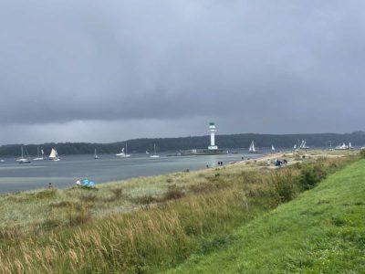 Windjammerparade 2021 Falckensteiner Strand Leuchtturm