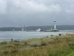 Topaz Chu Falckensteiner Strand Leuchtturm