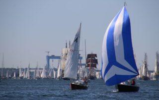 Windjammerparade Kieler Woche 2019