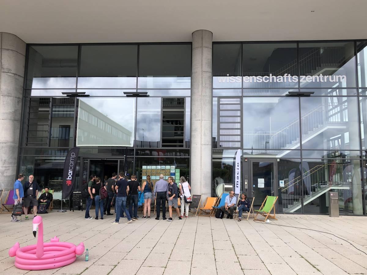 Barcamp Kiel 2019
