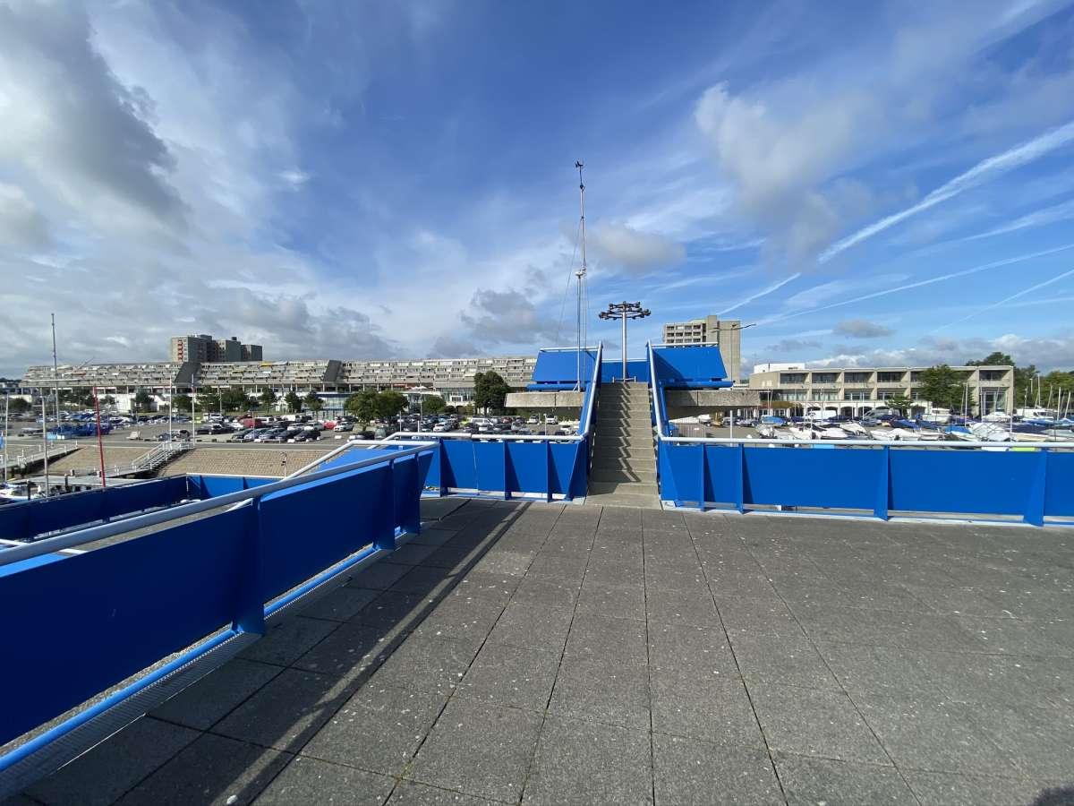 Yachthafen Kiel-Schilksee Aussichtsplattform & Olympiazentrum
